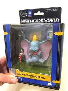小飛象 Dumbo mini figure