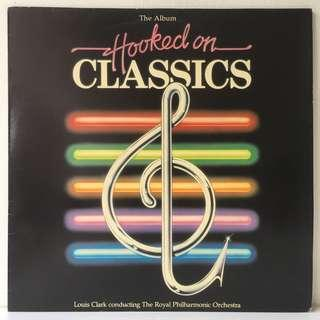 Hooked On Classics – Louis Clark Conducting The Royal Philharmonic Orchestra ‎(1981 Scandinavia Original - Vinyl is Mint)