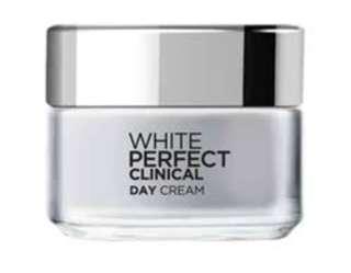 L'oreal white perfect day cream 85%