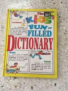 🚚 the kids funfilled dictionary