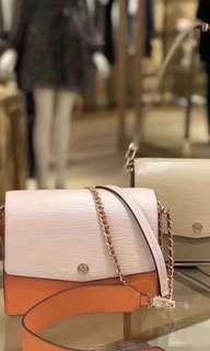 Authentic Tory Burch Burch Parker Robinson convertibles bag