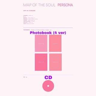 [No 2nd Payment] BTS Map of The Soul Persona