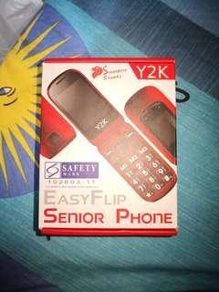 Y2K EasyFlip Senior Phone