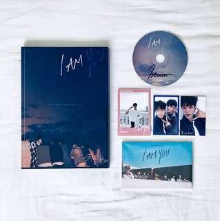 [SEUNGMIN SIGNED CD] Stray Kids I am YOU Mini Album
