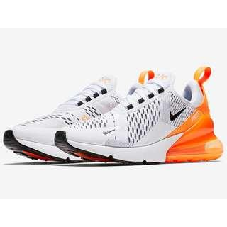meet 6de42 15f0d NIKE AIR MAX 270 WOMEN US.8