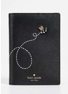 🚚 Kate Spade Picnic Perfect Bee Passport Holder