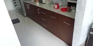 JUAL MURAH! - Kitchen set Mulus