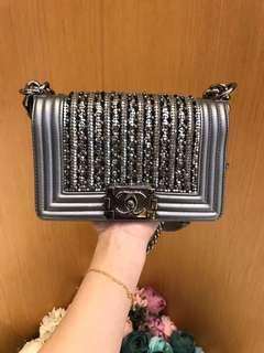Chanel Leboy Limited V Gorgeous