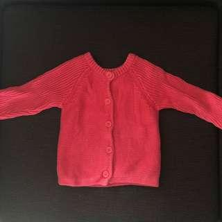 Mothercare Knitted Jacket 6-9M