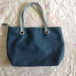 EGG Blue Bag