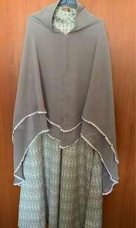 Abaya Khimar