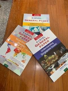🚚 General paper guide books