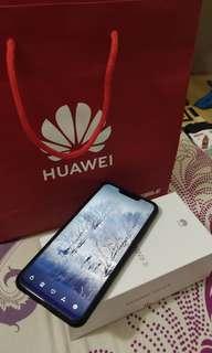 Huawei nova 3i use 1 month