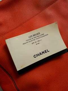"CHANEL ""lES BEiGES"" No.40 Original"