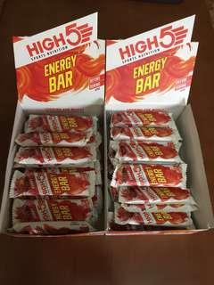 HIGH5 Energy Bar 55g