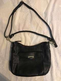 Black Classy 2-Way Bag