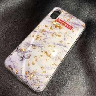 Supreme iPhone X case / iPhone X Casing