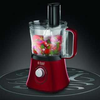 Rusell Hobbs Desire Food Processor and Blender (free shipping)