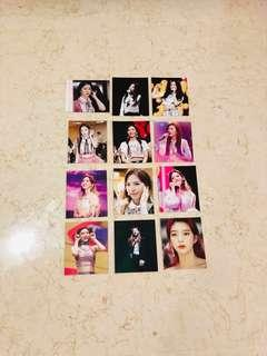 [wts] red velvet red room kihno dvd postcards!
