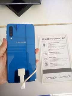 Samsung Galaxy A7 128 GB cashback 200,000