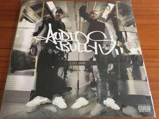 Audiobullys - Ego War (LP/VINYL/RECORDS)