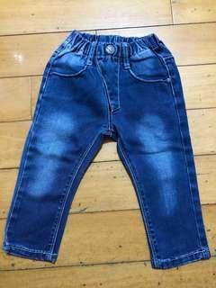BB牛仔褲 (80碼)