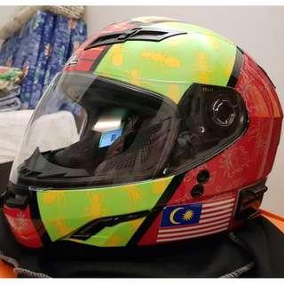 SOL SF-1 Motorcycle Helmet (Racer Edition)