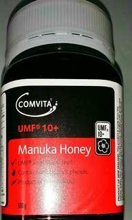 Comvita Manuka honey 紐西蘭萬蘆卡蜂蜜umf 10+