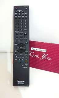 Pioneer bluray remote.