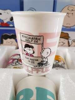 🚚 Snoopy Porcelain Cup set