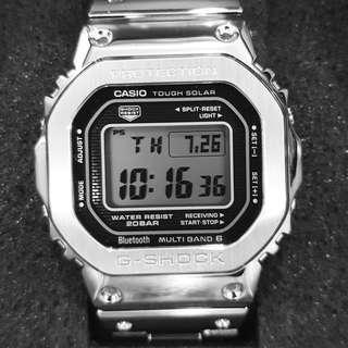 Casio G-shock GMW 5000 (2018)