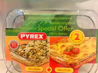 Pyrex 2 in 1