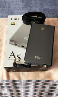 🚚 Fiio A5 AMP & Audio Techinca ATH M50X