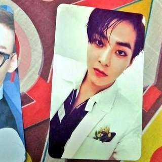 EXO XIUMIN Kokobop Photocard (Official)