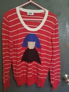 Sonia 冷衫