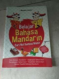 BUKU BELAJAR BAHASA MANDARIN