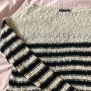 BRANDY MELVILLE Open Knit Sweater