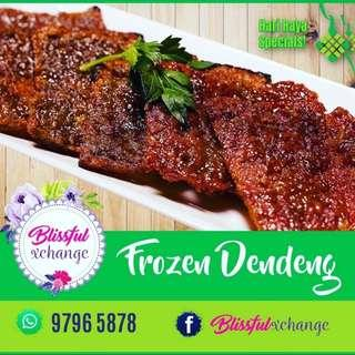 🚚 Available Stocks Halal Frozen Dendeng