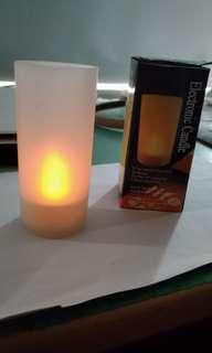 🚚 electronic candle