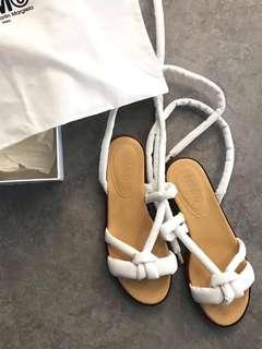Margiela MM6 White Sandals BNIB size 36
