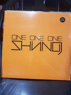 🚚 shining one one one LP vinyl record