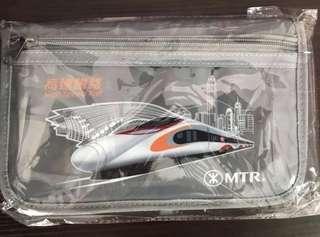 【全新】MTR高鐵通車紀念小型旅行袋