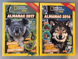 National Geographic Kids ALMANAC 2016 2017