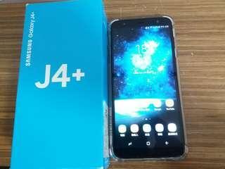 Samsung Galaxy J4+ 2018 99%新