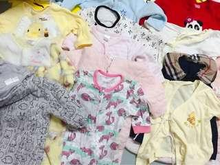 Baby Clothes new born-7m