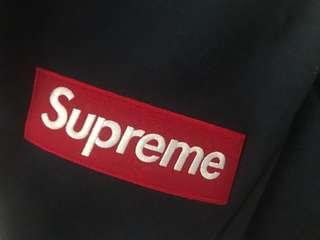 🚚 supreme box logo衛衣帽t外套