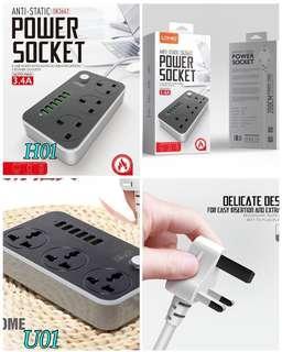 USB & 插蘇2合1拖板 ✨預訂價✨