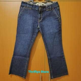 Celana Jeans Wanita GAP | Stretch Low Rise
