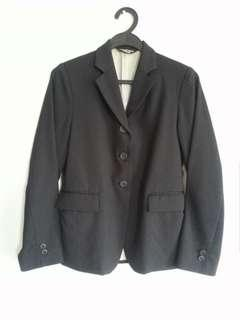 🚚 Equestrian Horse Riding Jacket and Stock Shirt