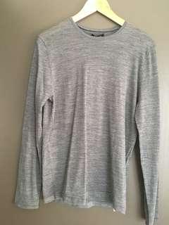🚚 Massimo Dutti Merino wool jumper/long sleeve top